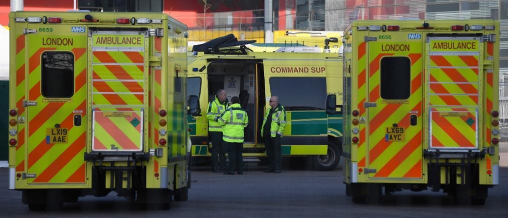 Βρετανία – Κορονοϊός: Νέο θλιβερό ρεκόρ θανάτων σε μία ημέρα