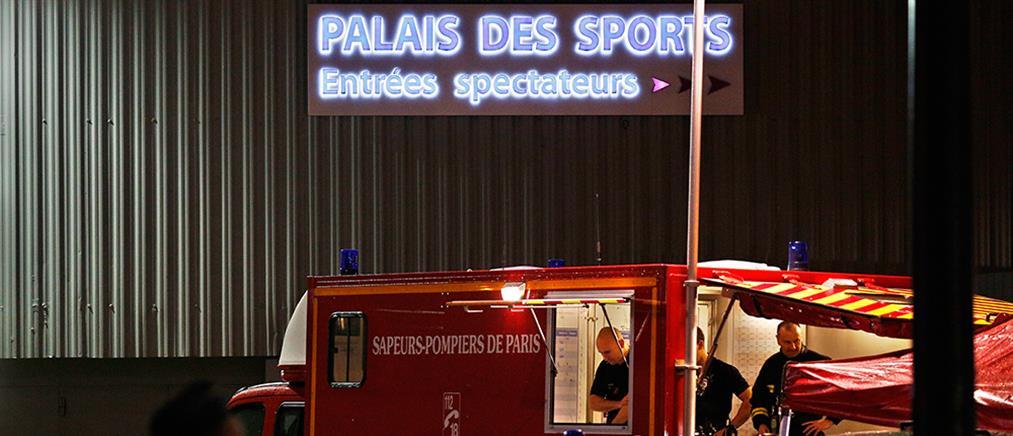 Αιματηρή έκρηξη σε πρόβα ενός μιούζικαλ στο Palais des Sports