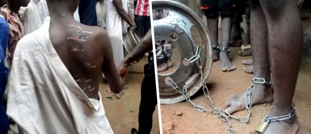Φρίκη: Βασάνιζαν και βίαζαν αγόρια σε σχολείο-κολαστήριο! (βίντεο)