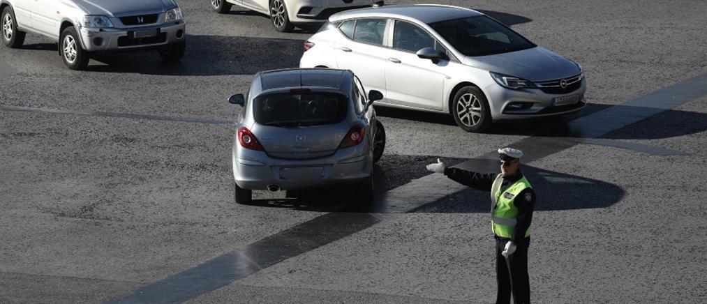 Λεωφόρος Κηφισού: Κυκλοφοριακές ρυθμίσεις Τετάρτη και Πέμπτη