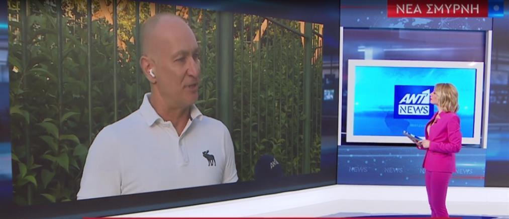 Χατζατουριάν στον ΑΝΤ1: Πρωτότυπο το αφιέρωμα για τον Μαχαιρίτσα στην Νέα Σμύρνη (βίντεο)