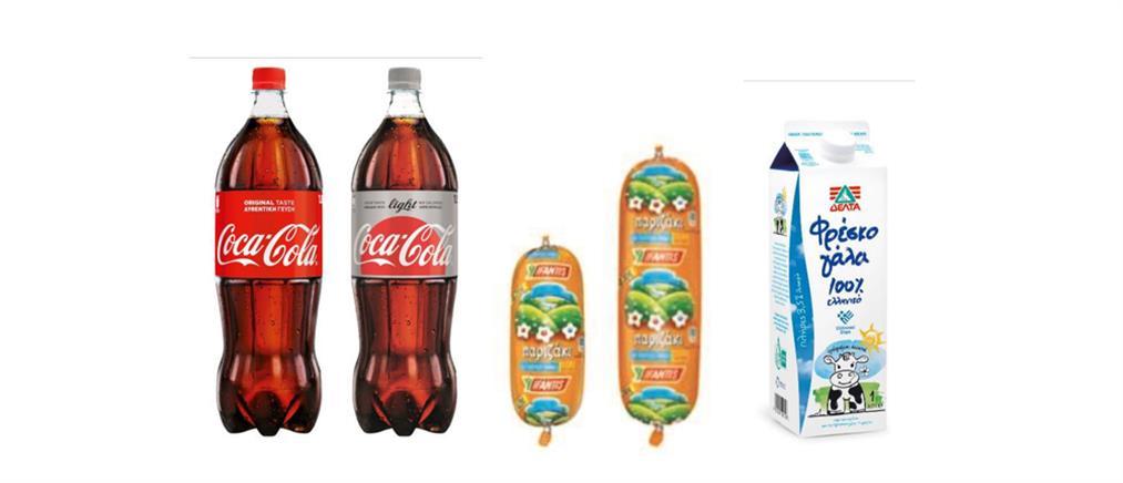 Σύσταση του ΕΦΕΤ για αποφυγή κατανάλωσης τροφίμων λόγω απειλής για μόλυνση τους