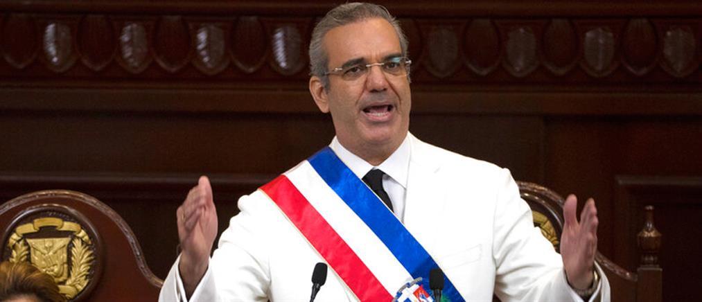 Κορονοϊός: Ο Πρόεδρος της Δομινικανής Δημοκρατίας έκανε μίξη εμβολίων και τρεις δόσεις!