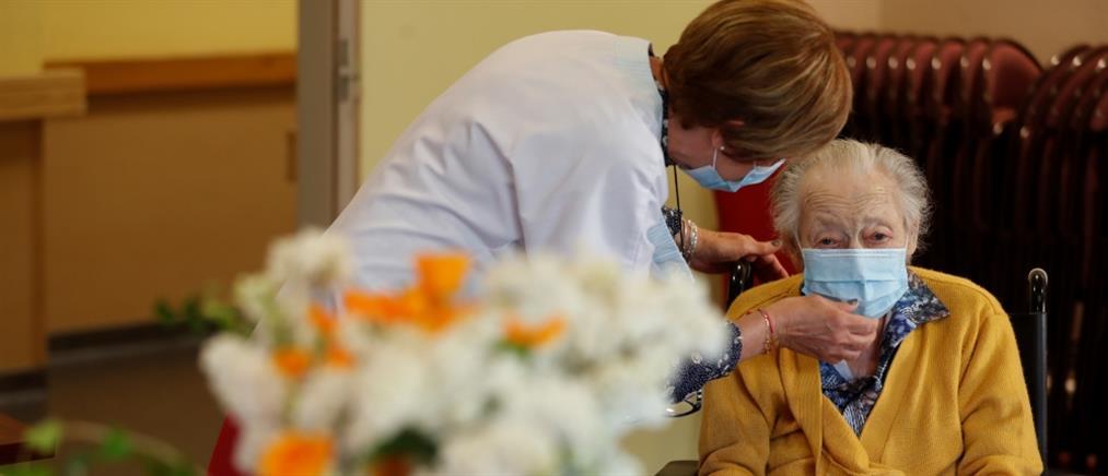 Κορονοϊός: Περισσότεροι από 500 νεκροί το τελευταίο 24ωρο στη Γαλλία