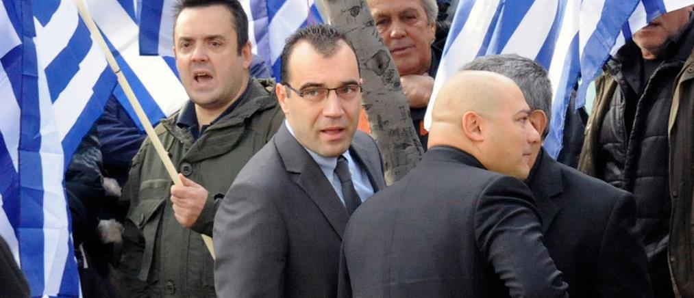 Αποφυλακίζονται Γερμενής και Ηλιόπουλος