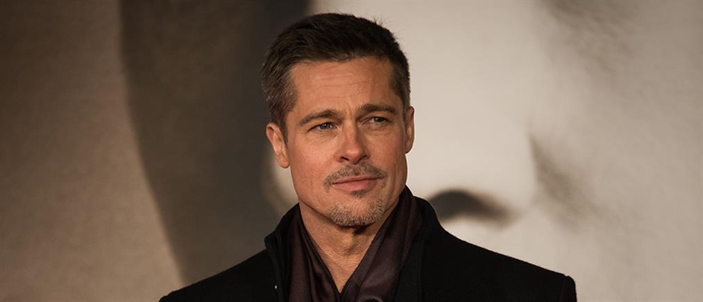 Αυτός είναι ο σωσίας του Brad Pitt! (εικόνες)
