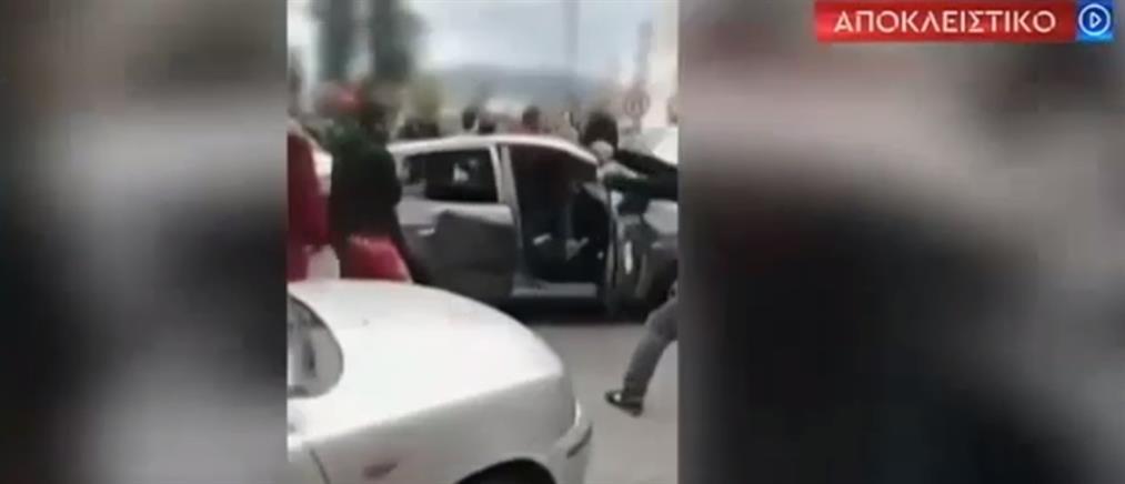 Αποκλειστικό βίντεο του ΑΝΤ1: επίθεση σε μέλη ΜΚΟ από ομάδα πολιτών