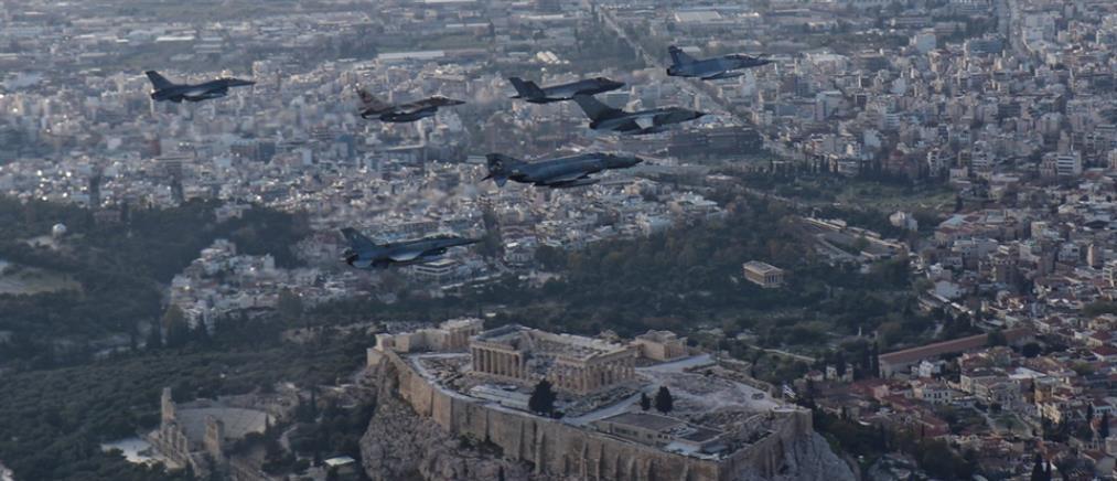 """""""Πέρασε"""" από την Βουλή η αμυντική συμφωνία Ελλάδας – ΗΠΑ"""