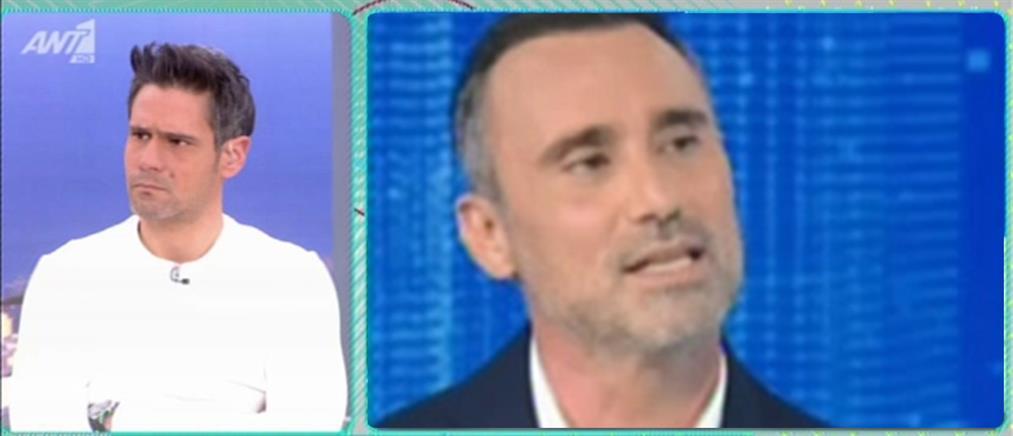 Καπουτζίδης σε Κούγια: Δεν κρύβομαι, δεν φοβάμαι και είμαι ευτυχισμένος (βίντεο)
