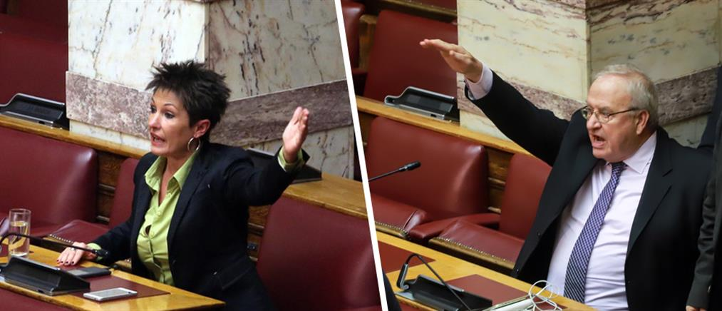 """Την τιμωρία Γρηγοράκου για """"σεξιστική επίθεση"""" ζητά η Αννέτα Καββαδία"""