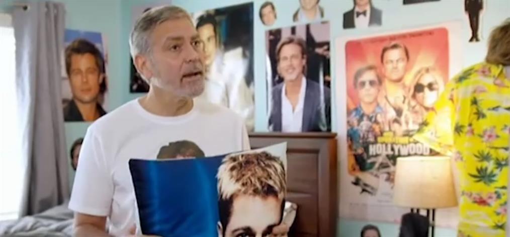Τζορτζ Κλούνεϊ: Το ξεκαρδιστικό διαφημιστικό που έγινε viral (βίντεο)