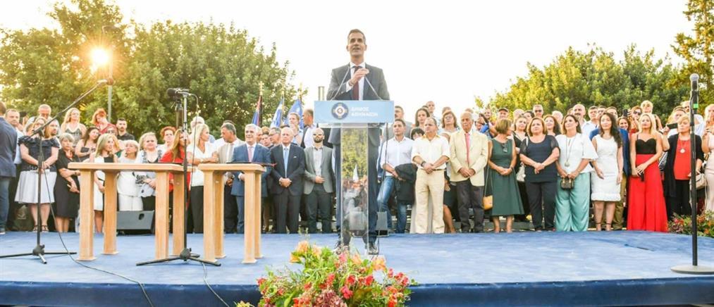 Κώστας Μπακογιάννης: Να γίνει η Αθήνα αντάξια των πολιτών της (εικόνες)