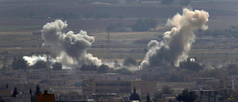 """""""Αλά Τούρκα"""" εκεχειρία στη Συρία:  Ο Ερντογάν βομβαρδίζει κουρδικά χωριά"""