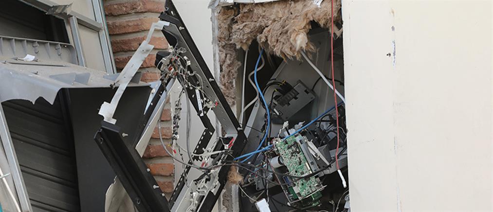 Έκρηξη σε τράπεζα στο κέντρο της Αθήνας