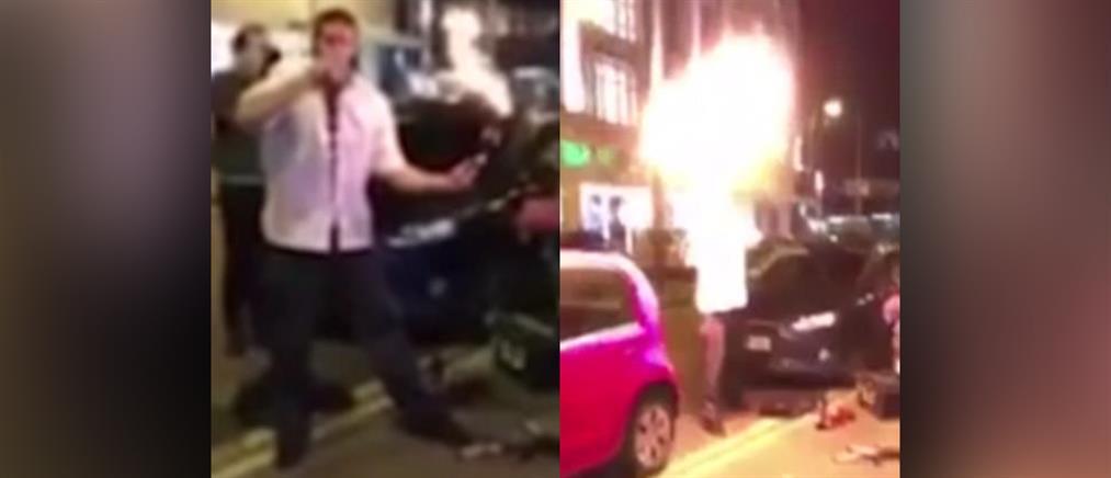 Αντί να καταπιεί τη φωτιά, πυρπολήθηκε! (βίντεο)