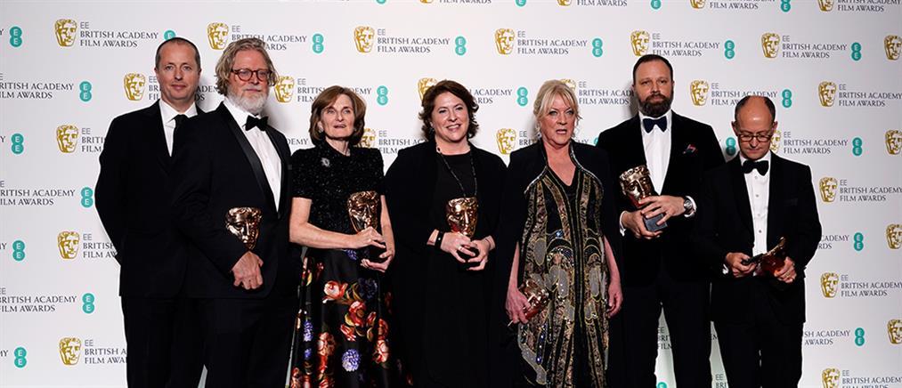 "BAFTA: Σάρωσε ο Γιώργος Λάνθιμος με το ""Τhe Favourite"""