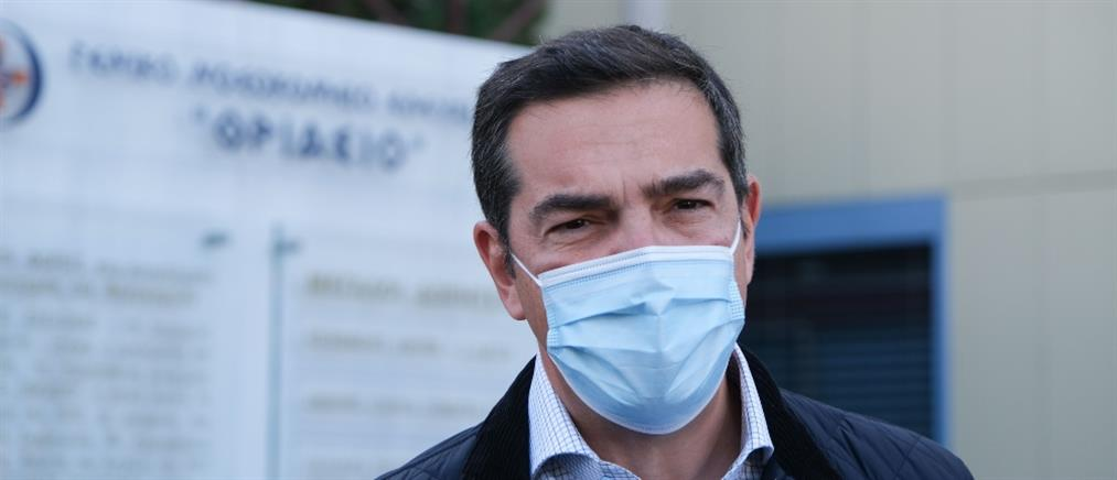 Τσίπρας: Δραματική η κατάσταση στα νοσοκομεία, δεν υπάρχουν δικαιολογίες