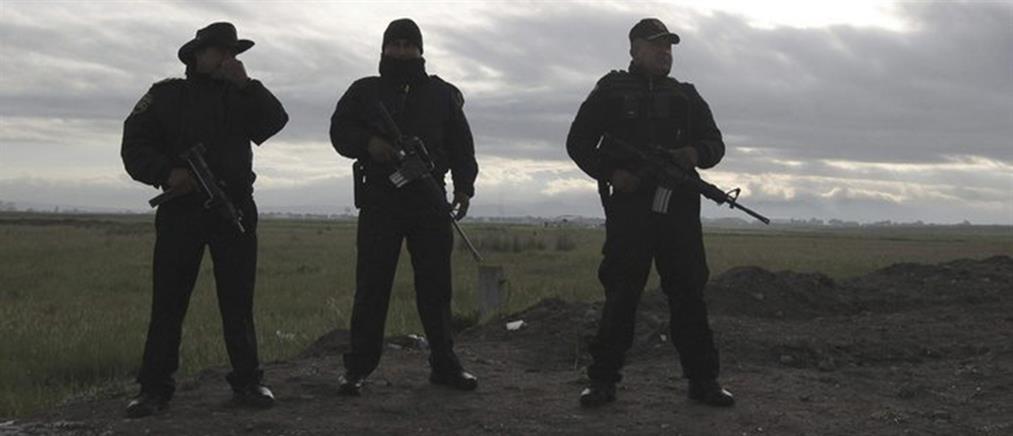 Ομαδικός τάφος με τουλάχιστον 31 σορούς στο Μεξικό