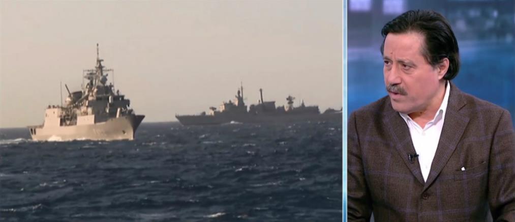 Καλεντερίδης στον ΑΝΤ1: Η Τουρκία έχει στήσει παγίδα στην Ελλάδα (βίντεο)