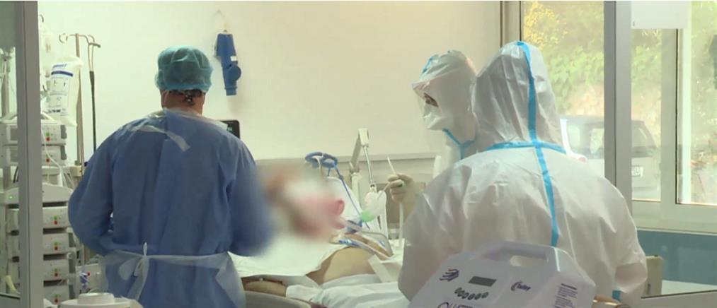 Κορονοϊός: Θρήνος για τον μαχητή νοσηλευτή στη Δράμα (βίντεο)