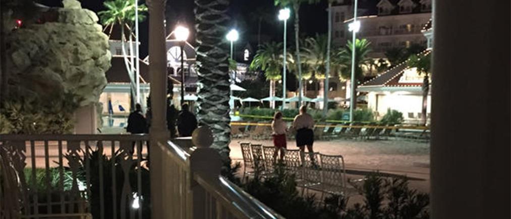Αλιγάτορας άρπαξε παιδί στην Walt Disney World (βίντεο)