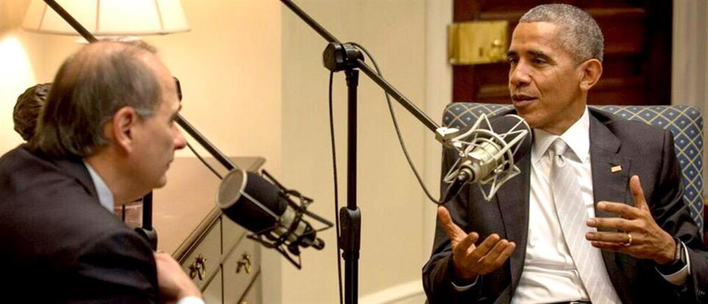 Ομπάμα: θα κέρδιζα, αν ήμουν υποψήφιος στις εκλογές