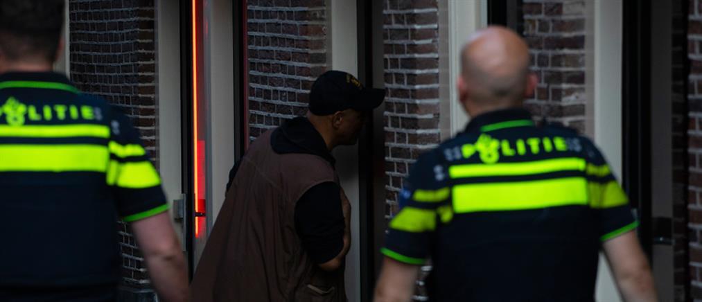 Ολλανδία: έκρηξη σε κέντρο εξέτασης για τον κορονοϊό (βίντεο)
