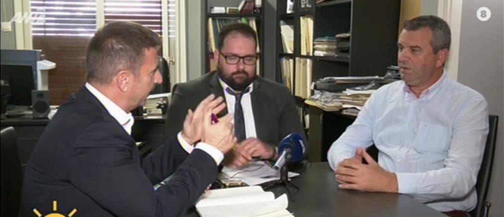Πρώην κρατούμενος στον ΑΝΤ1: κατηγορούμαι για 228 κλοπές ενώ ήμουν στη φυλακή (βίντεο)