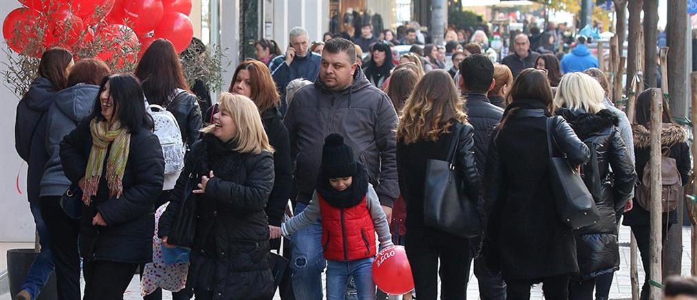 Τι αγόρασαν και πόσα ξόδεψαν οι Έλληνες στις γιορτές