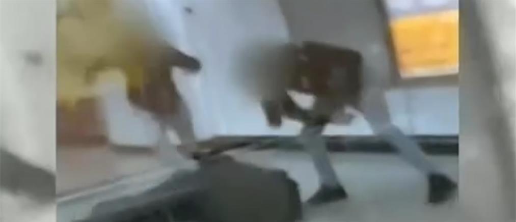 Συνήγορος στον ΑΝΤ1: Ο σταθμάρχης προκάλεσε τους ανήλικους και χτύπησε τον έναν (βίντεο)