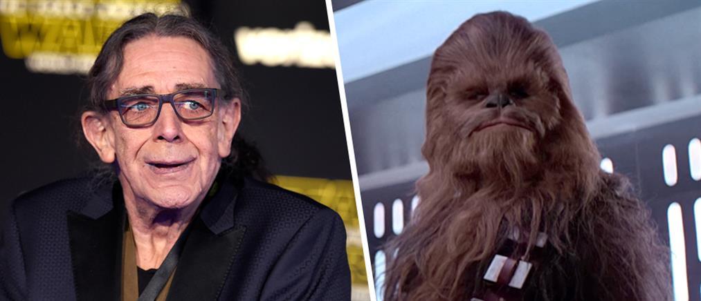"""Πέθανε ο """"Chewbacca"""" του """"Star Wars"""" (βίντεο)"""