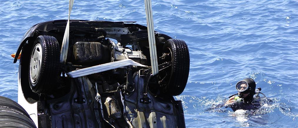Πόρτο Χέλι: Αυτοκίνητο έπεσε στη θάλασσα