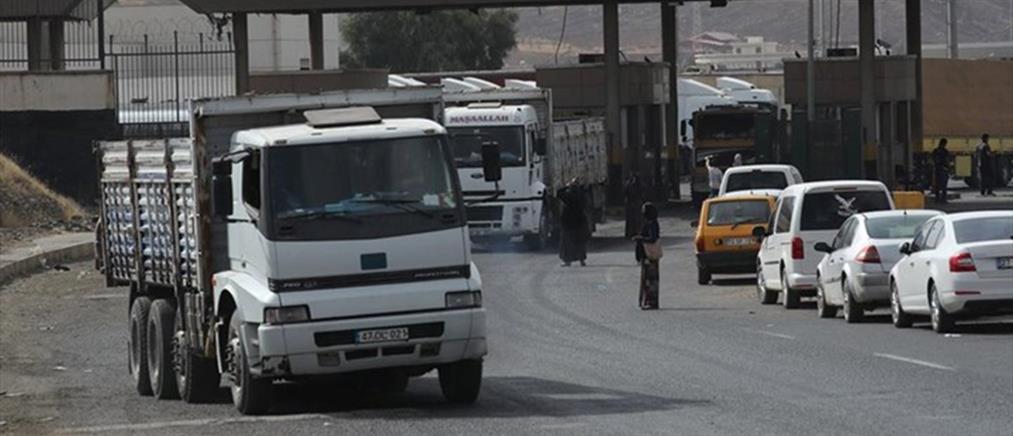 Επιστρέφουν στην Ελλάδα οι οδηγοί φορτηγών που ήταν εγκλωβισμένοι στο Ιράκ