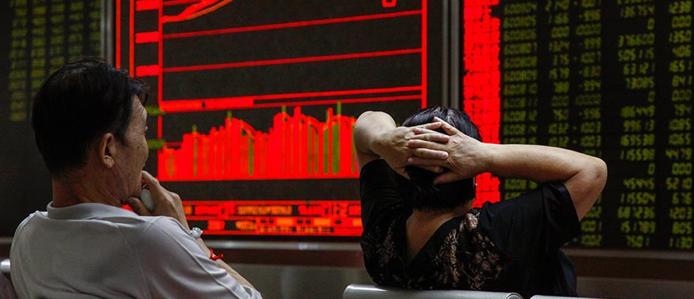 Το κραχ στην Wall Street παρασύρει όλες τις αγορές του πλανήτη