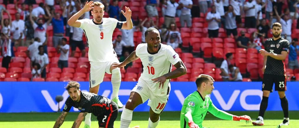 Euro 2020: Η Αγγλία νίκησε την Κροατία