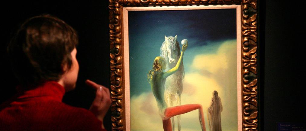 Έκλεψαν έργα του Νταλί από γκαλερί