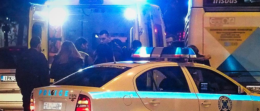 Αιματηρό επεισόδιο με δύο τραυματίες στα Λαγκαδίκια