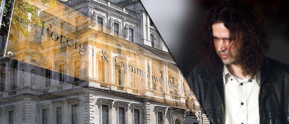 Οργή και από το Foreign Office για την «αποφυλάκιση» Ξηρού