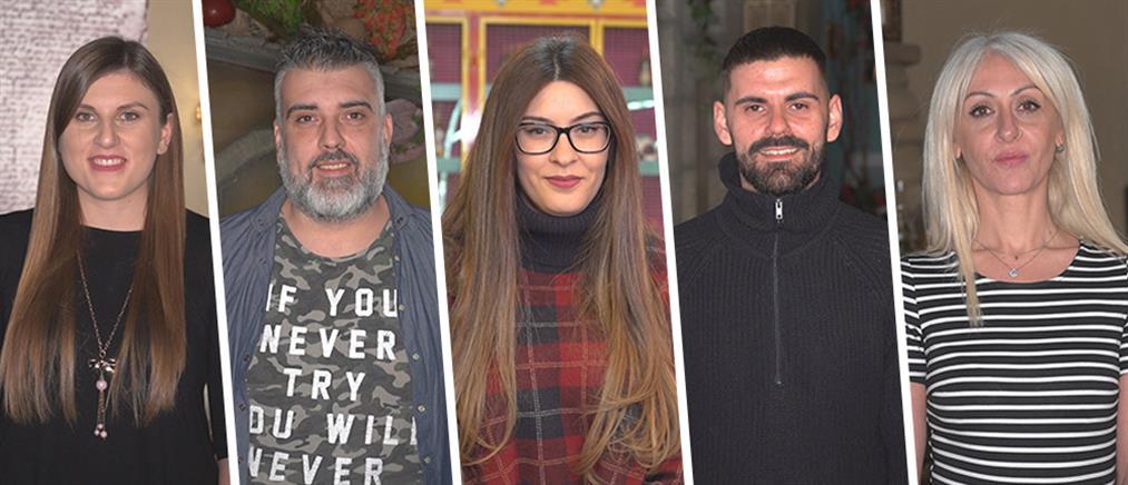 """""""Κάτι Ψήνεται"""": δείτε ποιοι στρώνουν τραπέζι στην Θεσσαλονίκη (εικόνες)"""