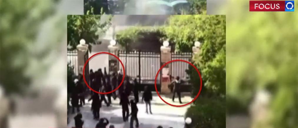 Κλίμα τρόμου επικρατεί στο Οικονομικό Πανεπιστήμιο της Αθήνας (βίντεο)