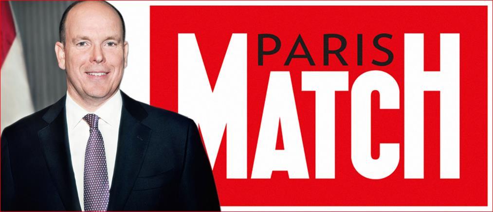 Δικαίωση του Paris-Match στη διένεξη με τον πρίγκιπα Αλβέρτο