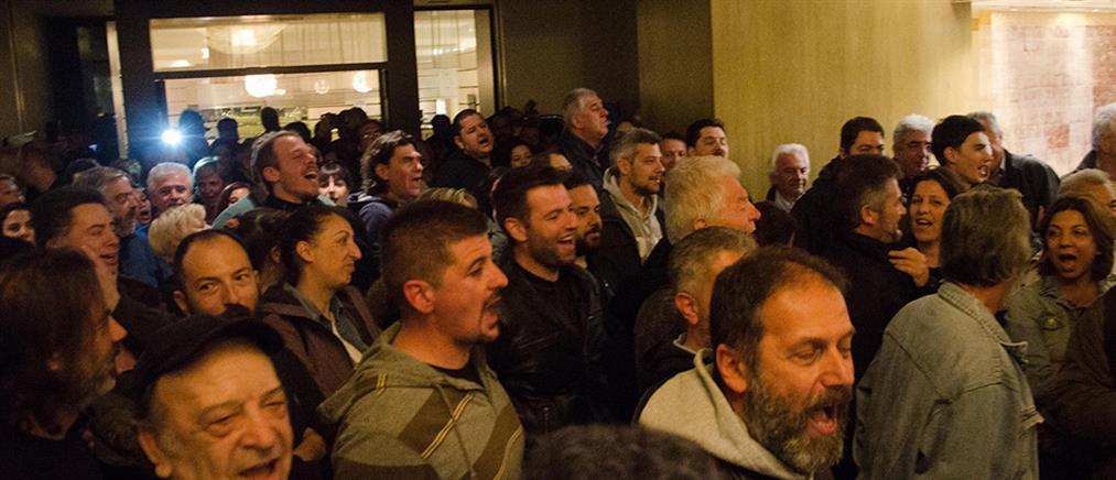 Κατσώτης στον ΑΝΤ1 για τα επεισόδια πριν το συνέδριο της ΓΣΕΕ: μου απαγόρευσαν να μπω στο ξενοδοχείο (βίντεο)