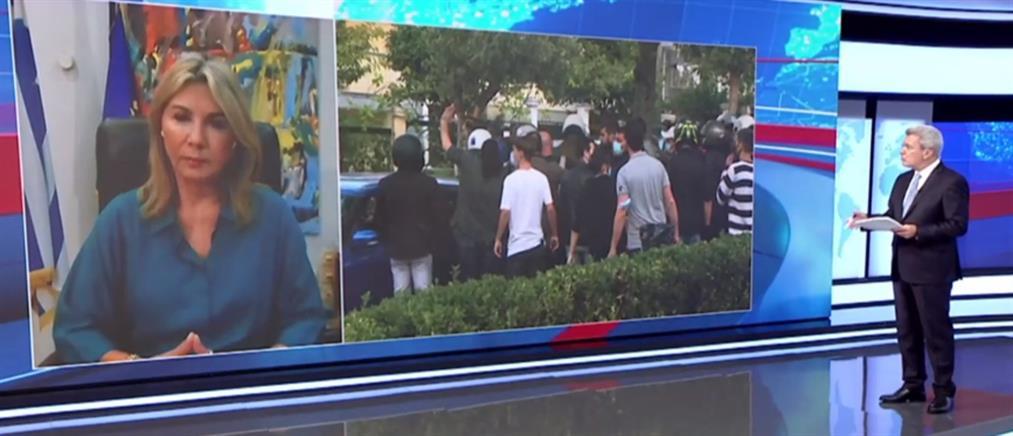 Ζέττα Μακρή για ΕΠΑΛ Σταυρούπολης: Δεν έχουμε ένδειξη για ολιγωρία
