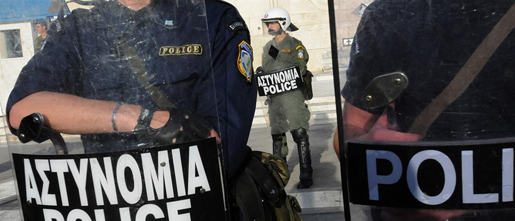 Δρακόντεια μέτρα ασφαλείας για την επέτειο της δολοφονίας του Αλέξη Γρηγορόπουλου