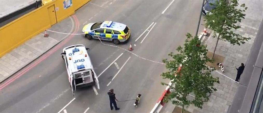 Συναγερμός κοντά στην πρεσβεία των ΗΠΑ στο Λονδίνο