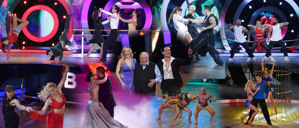 Dancing With The Stars: Μια αποχώρηση, πολλές εκπλήξεις και συγκίνηση (βίντεο)