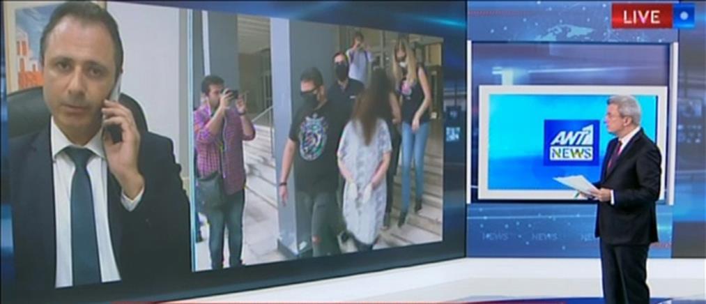 Ψωμιάδης στον ΑΝΤ1 για το έγκλημα στον Εύοσμο: Το θύμα κακοποιούσε σύζυγο και κόρη (βίντεο)