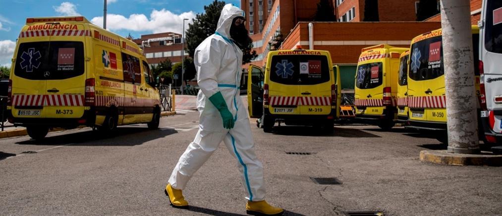 Κορονοϊός - Ισπανία: Πρώτος θάνατος μετά από τρεις ημέρες χωρίς θύματα