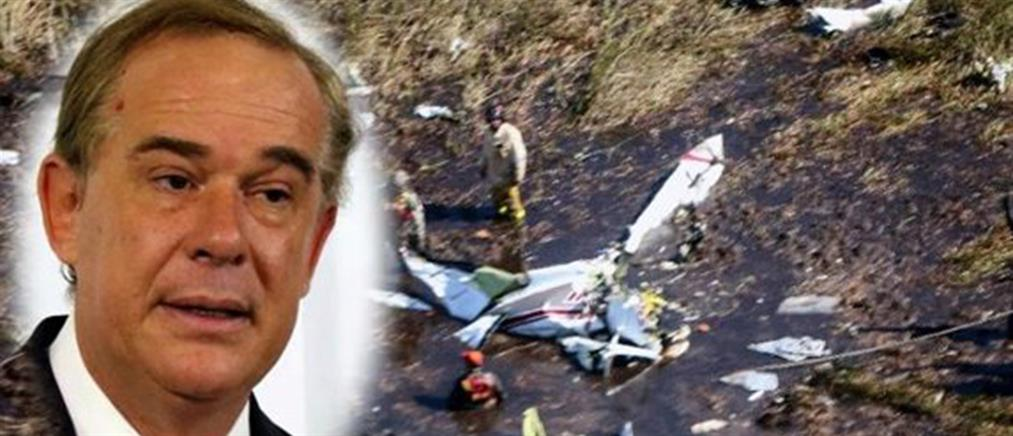 Παραγουάη: σκοτώθηκαν σε αεροπορικό δυστύχημα υπουργός και υφυπουργός