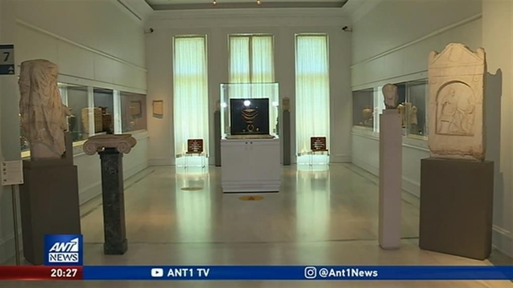 Άνοιξε και πάλι τις πύλες του το Μουσείο Μπενάκη